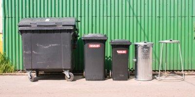 Nádoby na komunální odpad